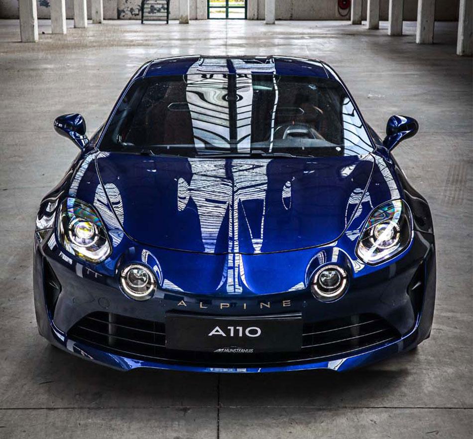 Alpine A110 - Légende GT